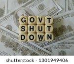 Government Shutdown Spelled Ou...