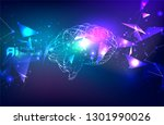 vector illustration of human... | Shutterstock .eps vector #1301990026