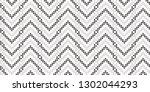 monochrome cross stitch herring ... | Shutterstock .eps vector #1302044293
