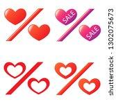 vector image. i like shopping ... | Shutterstock .eps vector #1302075673