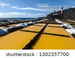 Saltworks And Lighthouse Of...