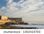View Of Saint Julian Fortress...