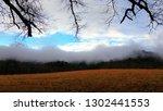 dramatic late autumn cloudscape | Shutterstock . vector #1302441553