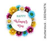 vector illustration of women's... | Shutterstock .eps vector #1302462976