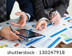 accounting. | Shutterstock . vector #130247918