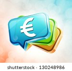 transparent to the 3d icon | Shutterstock . vector #130248986