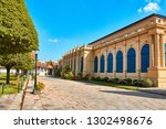 grand palace and wat phra keaw...   Shutterstock . vector #1302498676