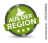 german glossy button regional... | Shutterstock .eps vector #1302638869