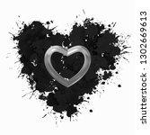 love is love forever | Shutterstock . vector #1302669613