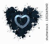 love is love forever | Shutterstock . vector #1302669640
