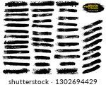 vector large set different... | Shutterstock .eps vector #1302694429