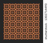 laser cutting interior panel.... | Shutterstock .eps vector #1302714493
