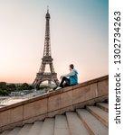 Paris Eifel Tower France  Men...