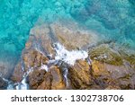 beach summer stone coral    Shutterstock . vector #1302738706