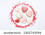 Valentine Day Cookies With...