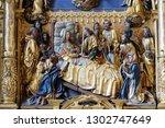 lucerne  switzerland   june 24  ...   Shutterstock . vector #1302747649