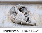 lugano  switzerland   june 24 ...   Shutterstock . vector #1302748069