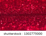 bright crimson red holiday... | Shutterstock . vector #1302775000