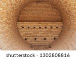 Small photo of The drying oven is lined inside with refractory bricks