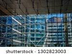 paris la defense  france   may... | Shutterstock . vector #1302823003