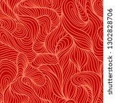 seamless abstract light hand... | Shutterstock .eps vector #1302828706