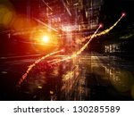 digital perspectives series.... | Shutterstock . vector #130285589