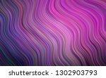 dark purple  pink vector... | Shutterstock .eps vector #1302903793