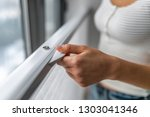 top down bottom up window... | Shutterstock . vector #1303041346