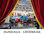 02 03 2019   perm  russia.... | Shutterstock . vector #1303068166