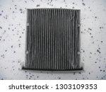 cabin air filter  pollen... | Shutterstock . vector #1303109353