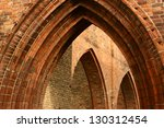 Franciscan architecture in Potsdam - stock photo
