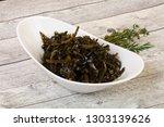 vegaan cuisine dietarian...   Shutterstock . vector #1303139626