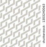 vector seamless pattern. modern ... | Shutterstock .eps vector #1303240063