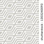 vector seamless pattern. modern ...   Shutterstock .eps vector #1303240093