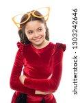 optics and eyesight treatment.... | Shutterstock . vector #1303242646