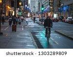 montreal  canada   november 7 ... | Shutterstock . vector #1303289809