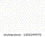 hand drawn dot paint background | Shutterstock .eps vector #1303299970