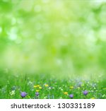 summer background | Shutterstock . vector #130331189