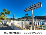majorca  spain   january 12 ... | Shutterstock . vector #1303491079