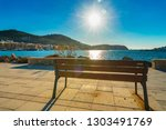 majorca  spain   january 12 ... | Shutterstock . vector #1303491769