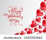 vector illustration.valentine's ...   Shutterstock .eps vector #1303503463