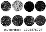 big collection of grunge post... | Shutterstock .eps vector #1303576729
