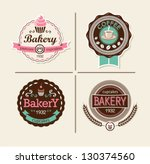 bakery | Shutterstock .eps vector #130374560