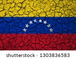 national flag of venezuela | Shutterstock . vector #1303836583