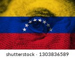 national flag of venezuela | Shutterstock . vector #1303836589