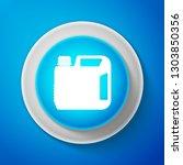 plastic canister for motor... | Shutterstock .eps vector #1303850356