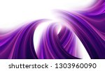 abstract purple background with ... | Shutterstock . vector #1303960090