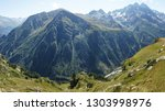 day beautiful landscape with... | Shutterstock . vector #1303998976