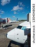 boarding area at el dorado... | Shutterstock . vector #1304048083