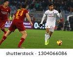 rome  italy   february 3 2019 ... | Shutterstock . vector #1304066086